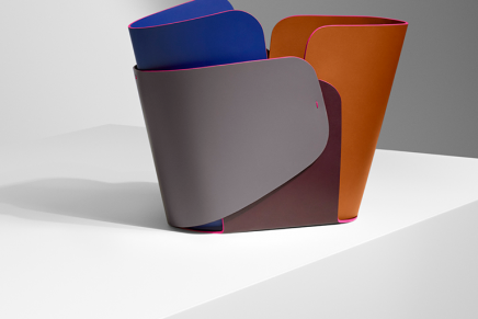 Louis Vuitton limited-edition, collectible furniture launched online