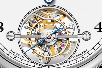 What is Zero-Reset and why this special edition of A. Lange & Söhne with enamel dials needs it