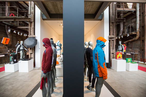 Special exhibition at the Red Dot Design Museum