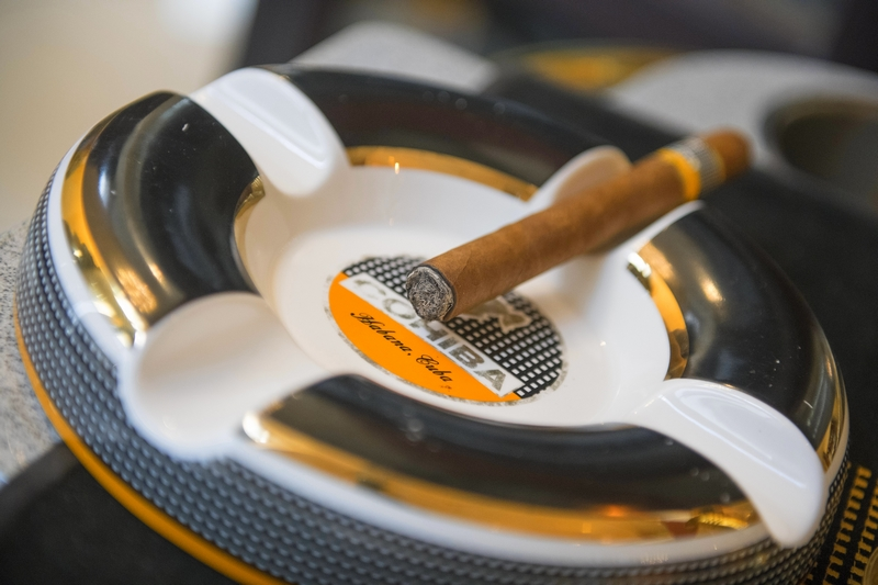 Special place for Habanos lovers