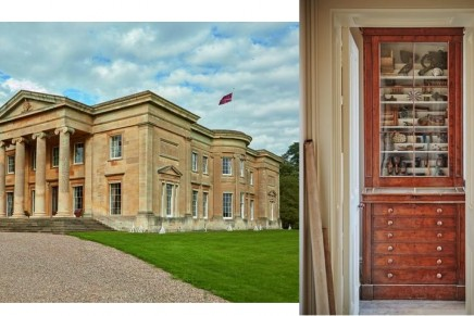 400-year-old heirlooms and artefacts from one of Britain's most illustrious stately homes go to auction