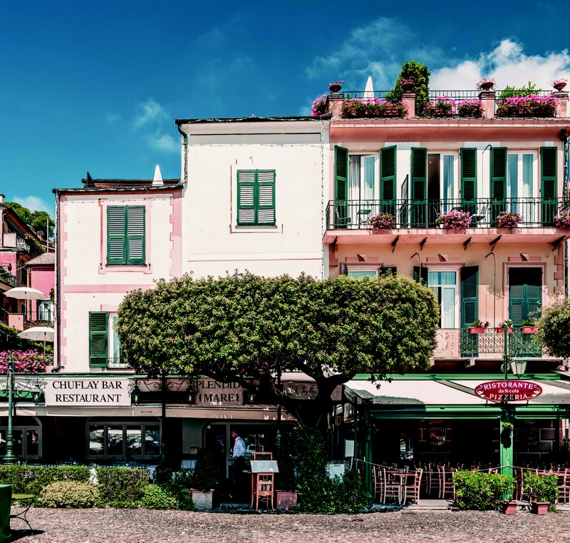 Splendido Mare Hotel Portofino 2020 -Chuflay Bar Restaurant