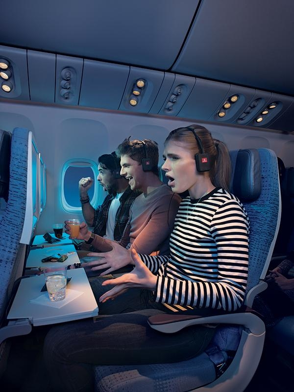 Sporting events live on Sport 24 Live on all Emirates flights with Live TV