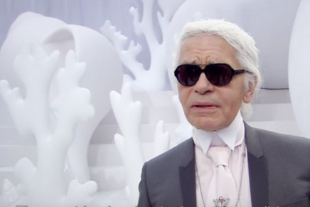 Kaiser Karl: 12 moments that made Lagerfeld a legend