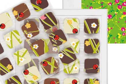Sweet Spring 2018 surprises from the world-famous Master Chocolatiers
