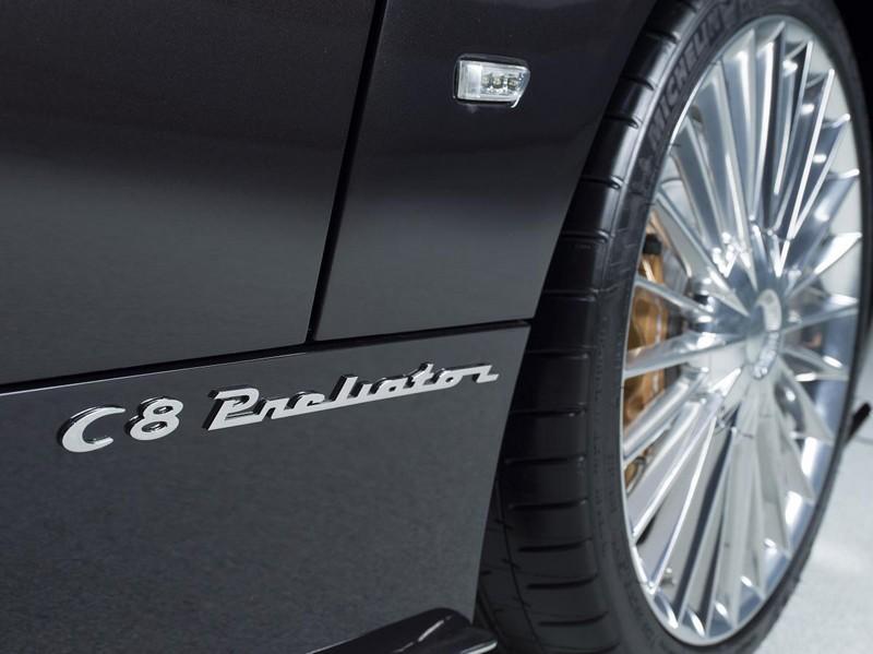 Spyker at 2017 Geneva Motor Show- Spyker C8 Preliator Spyder - wheels