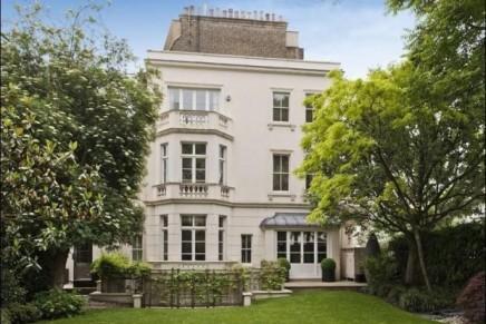 London is the billionaire's preferred European residence – study