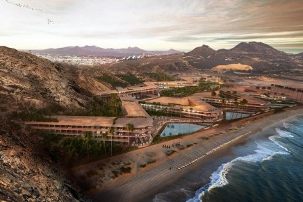 Where the Pacific Ocean meets the Sea of Cortez: St. Regis Los Cabos at Quivira