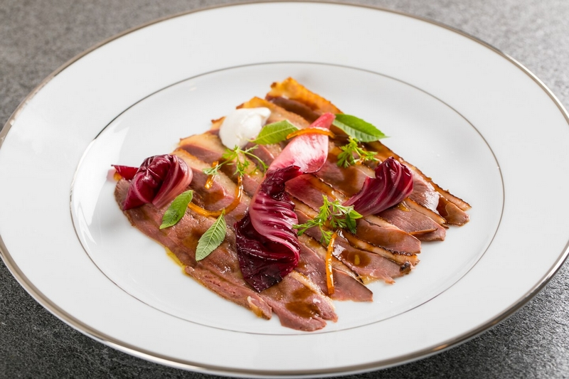 St Regis Venice 2019 Gio's - Duck Breast