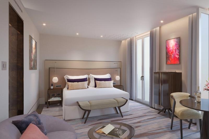 St Regis Venice 2019 - King Guest Room
