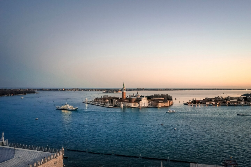 St Regis Venice 2019 San Giorgio Island And The Venice Lagoon
