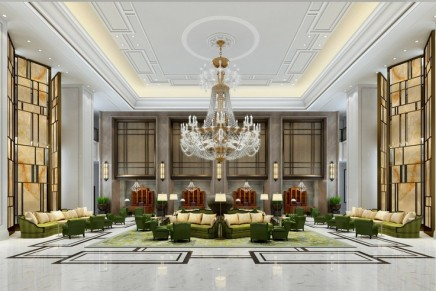 The new St. Regis Shanghai Jingan brings to life the modern glamour that defines The Pearl of the Orient