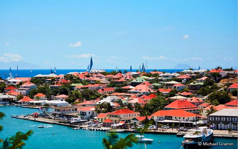 St.Barths Bucket Regatta - the island