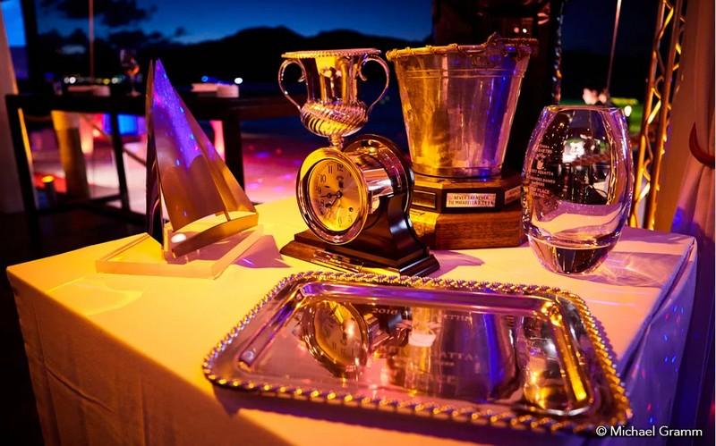 St.Barths Bucket Regatta trophy