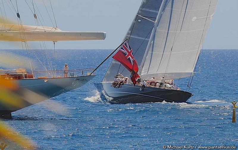 St.Barths Bucket Regatta yachts