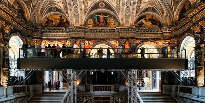 Stairway to Klimt