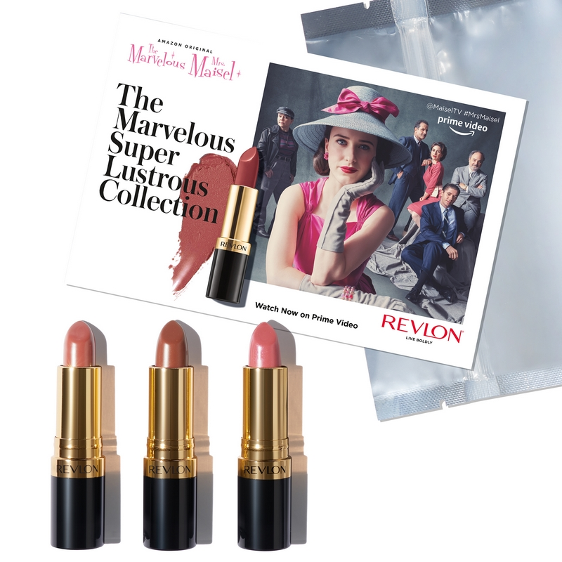 Stand-Up Nudes - Make A Statement in Shades Inspired by the Amazon Original Series, The Marvelous Mrs. Maisel