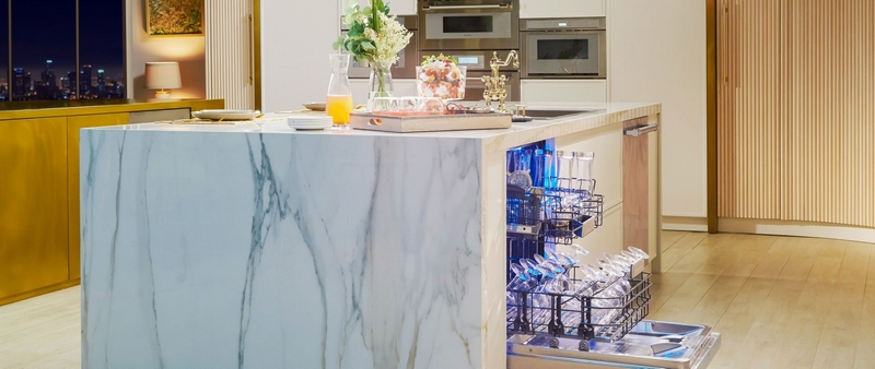 Star Sapphire Dishwasher