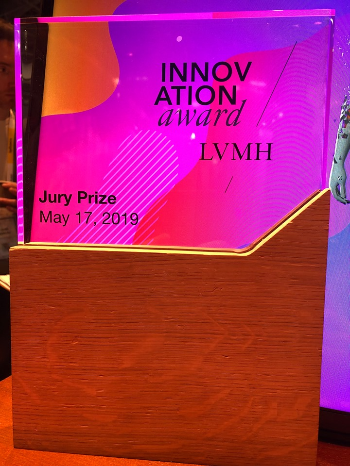 Startup 3DLOOK wins third edition of LVMH Innovation Award-