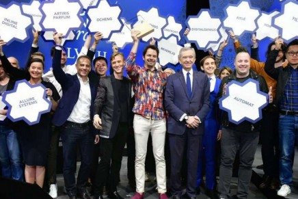 American startup 3DLOOK wins LVMH Innovation Award at Viva Technology 2019