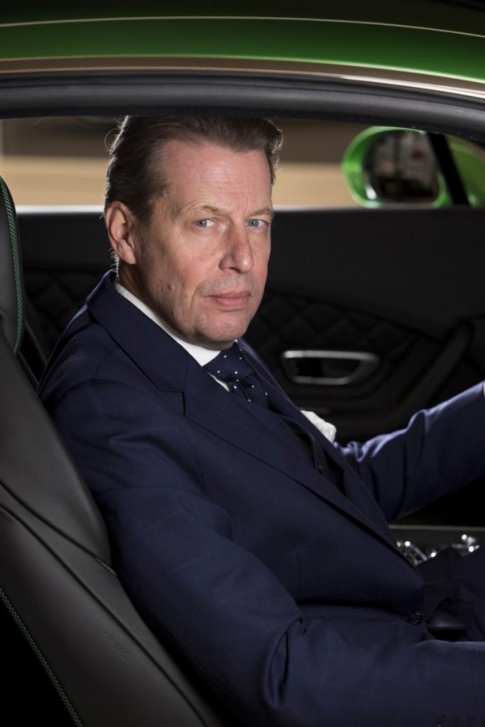 Stefan Sielaff Bentley