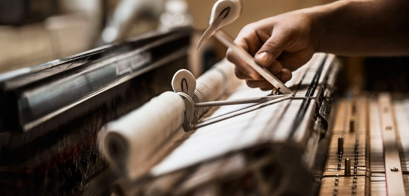 Steinway & Sons Pianos Spirio--