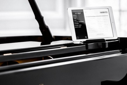 The new Steinway & Sons Spirio is the world's finest high resolution player piano