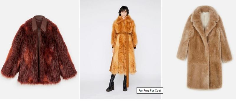 Stella McCartney Fur Free Coats & Jackets Fall Winter 2019-2020