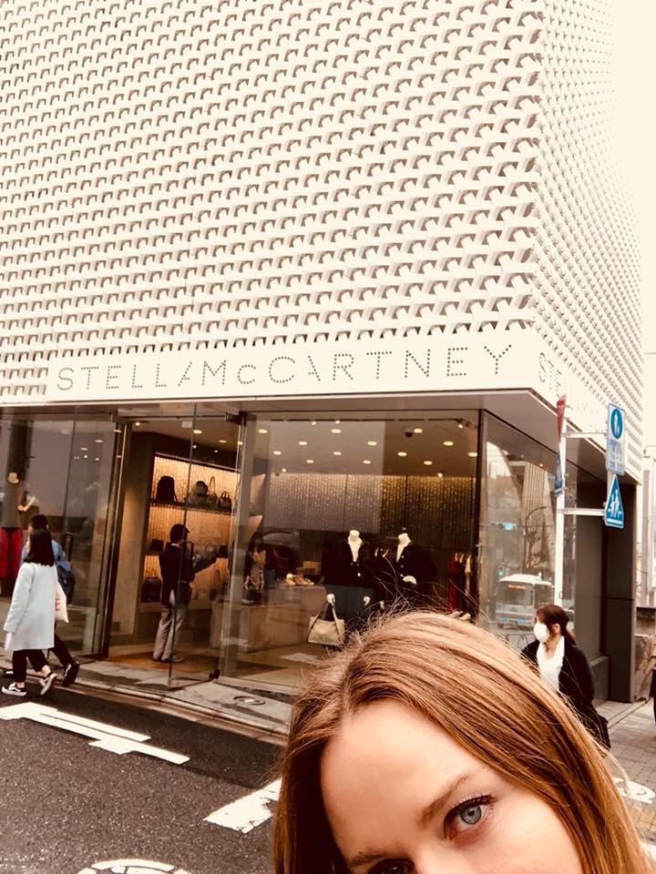 Stella McCartney - Konichiwa Tokyo x Stella