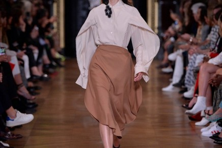 Stella McCartney's climate credentials bang on trend in Paris