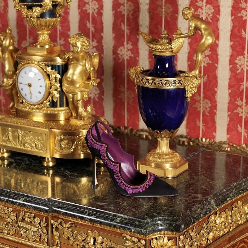 Step over to the Wallace Collection, where An Enquiring Mind is on display from the 10th June