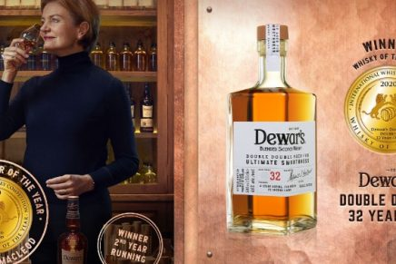 Master Blender of the Year: Meet the first woman ever to blend a Whisky of the Year