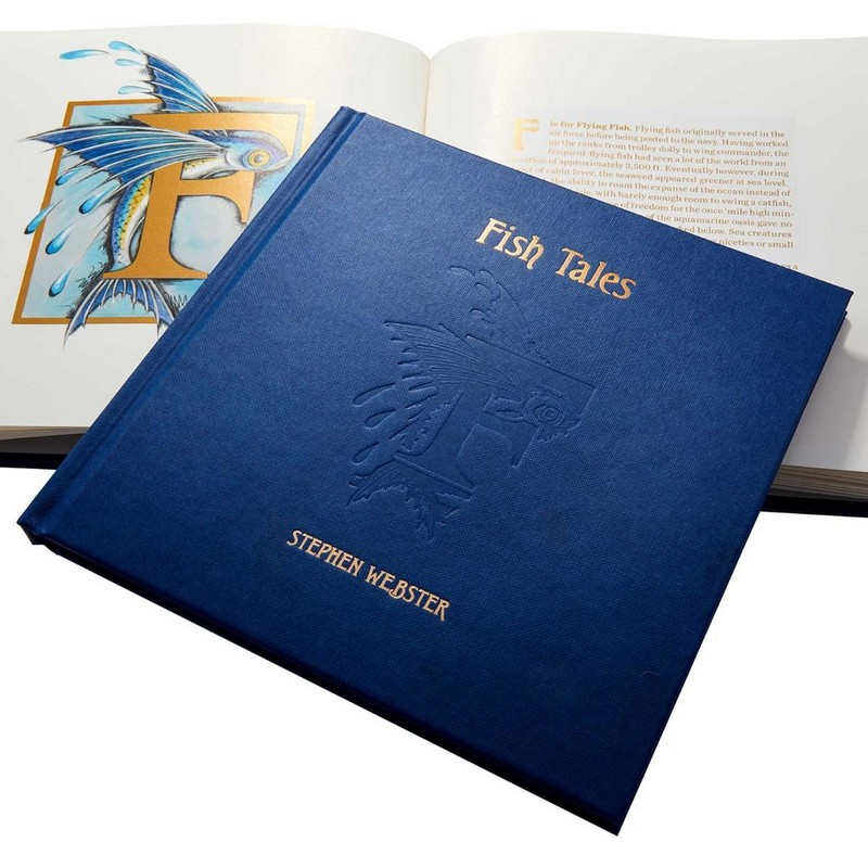 Stephen Webster's Fish Tales book