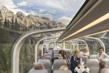Rocky Mountaineer brings its luxury train journeys to a new route in 2021