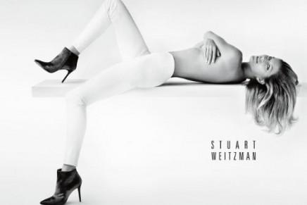 Gisele Bündchen for Stuart Weitzman