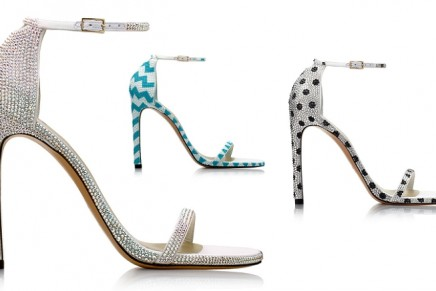Sexy, strappy, sleek: Stuart Weitzman's revamped version of its famous Nudist