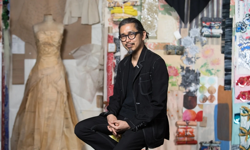 Style should last...I feel that's a side of fashion that I like to pursue with my own caree - Akira Isogawa