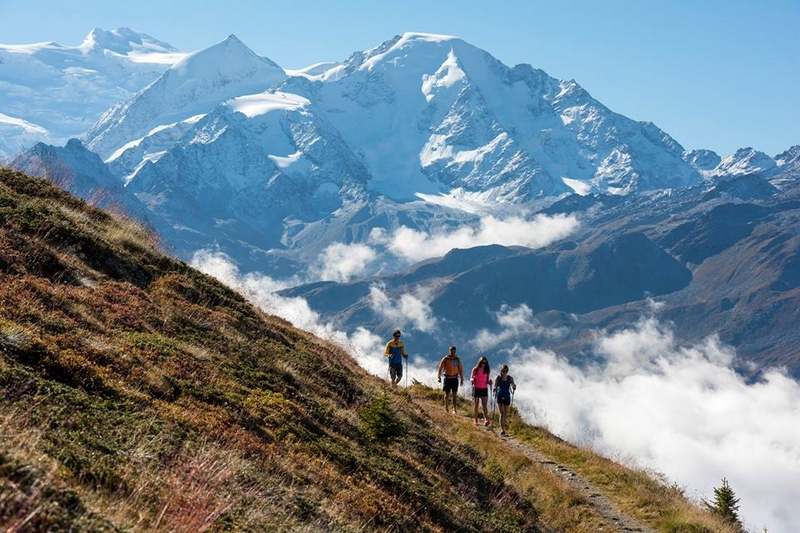 Summer of Sustainability at The Lodge in Verbier - Summer loving