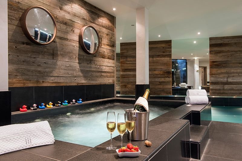 Summer of Sustainability at The Lodge in Verbier - The Pool