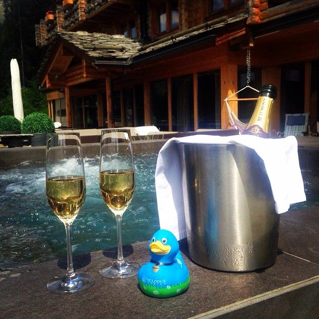Summer of Sustainability at The Lodge in Verbier - The perfect place to soak up the Verbier sunshine
