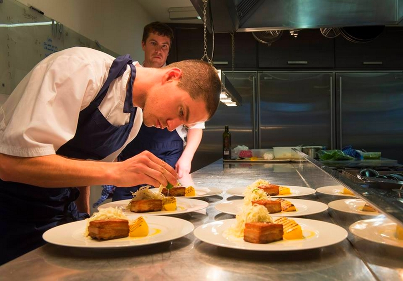 Summer of Sustainability at The Lodge in Verbier - a little gourmet treat for the summer season-