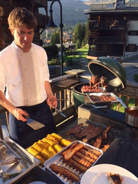Summer of Sustainability at The Lodge in Verbier -restaurants