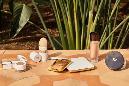 Make-up that shields you from the sun