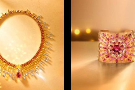 Sunlight Journey – a Piaget high jewellery collection
