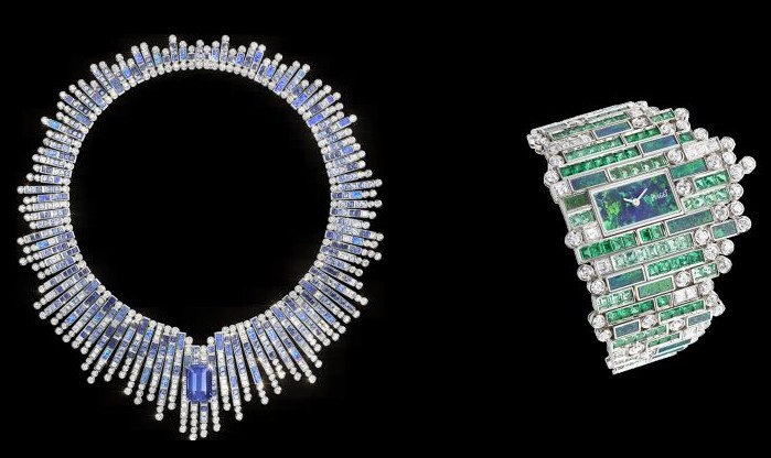 Sunlight journey, a Piaget high jewellery collection - Midday Festival