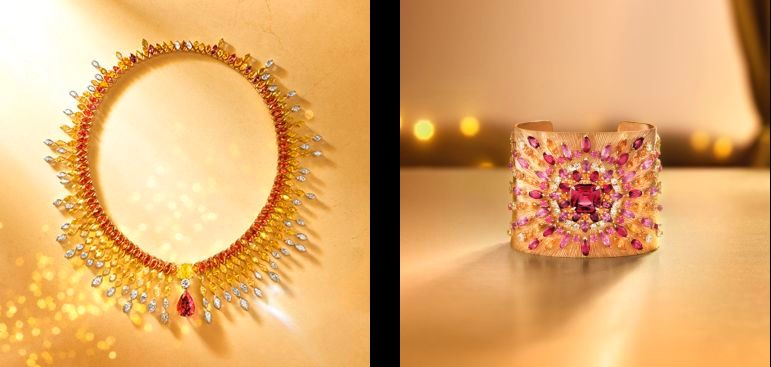 Sunlight journey, a Piaget high jewellery collection