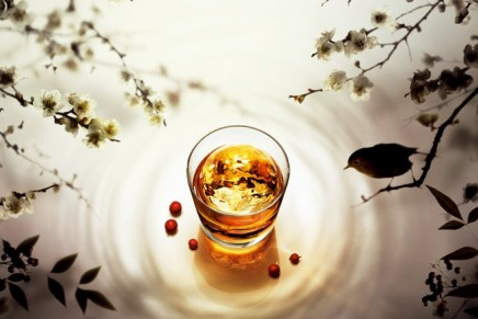 No.1 single malt whisky in Japan to be sent into space