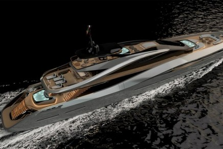 Super Sport 65 – A new all-aluminium superyacht experience by Pininfarina x Rossinavi