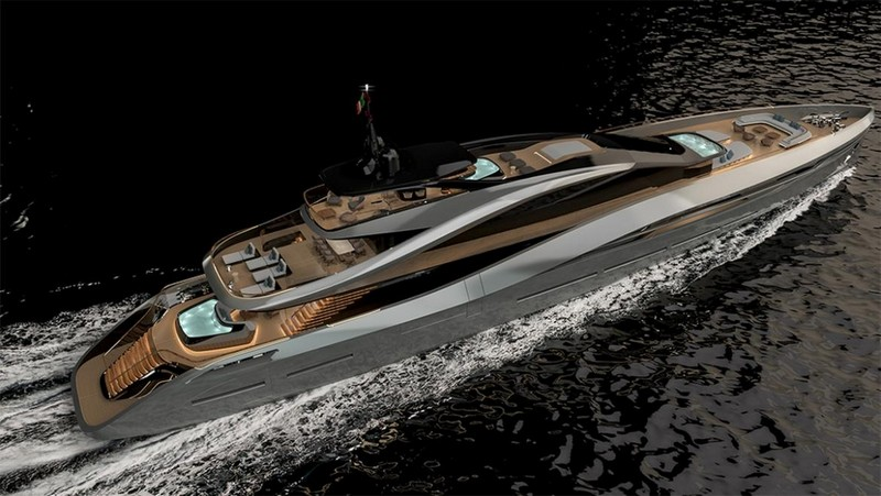 Super Sport 65, a new masterpiece by Pininfarina and Rossinavi-02