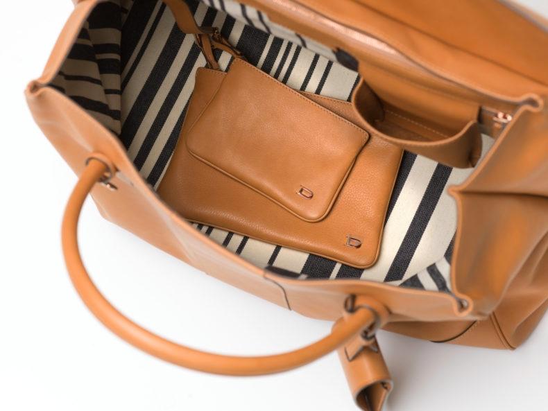 Super supple, oversized and gender-neutral - delvaux xxl bag- Delvaux's latest Brillant design 2019-